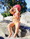 toddler in bikini