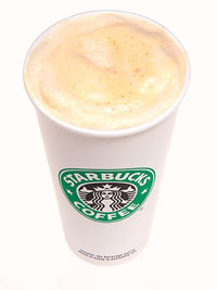 Starbucks cappuccino, coffee