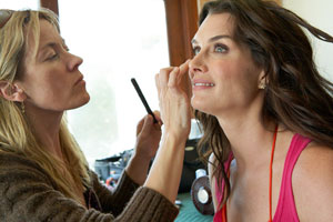 Brooke Shields Makeup