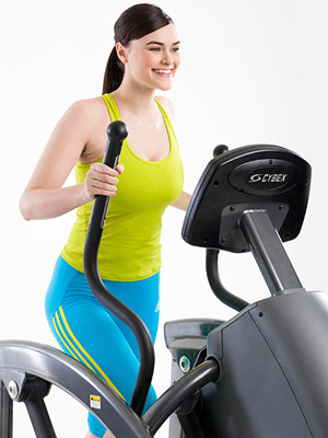 Blast 200 calories on the elliptical