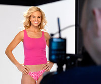 Elisabeth Hasselbeck posing for our June cover