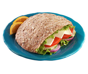 Thomas' Sahara Pita Pockets 100% Whole Wheat