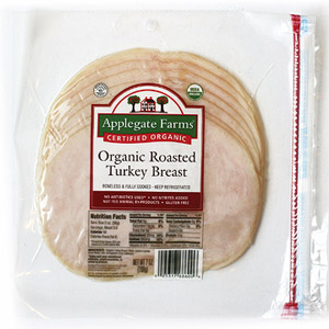 Applegate Organic Oven Roasted Turkey