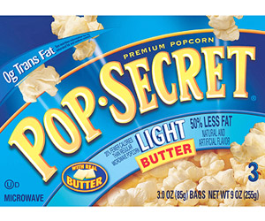 Pop Secret Light Butter Popcorn