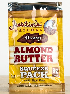 Justin?s Honey Almond Butter Squeeze Pack