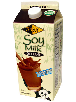ZenSoy Chocolate Soymilk