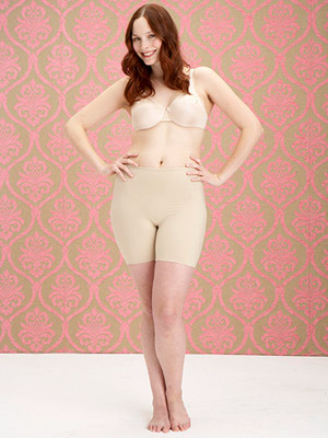Spanx Hide & Seek Mid Thigh Shaper