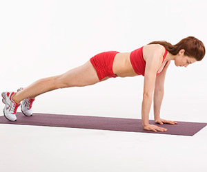 In-Out Push-Up