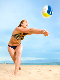 Olympian Misty May Treanor