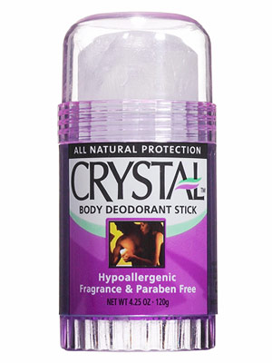Crystal Body Deodorant Stick and Spray