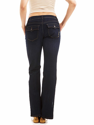 Style & Co. Bootcut Jean