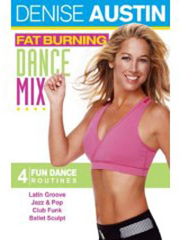 denise austin dance burning dvd