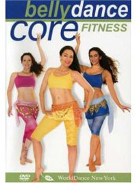 bellydance core fitness dvd
