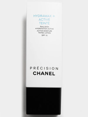 Chanel Precision Hydramax + Active Teinte/Active Moisture Tinted Lotion SPF 15