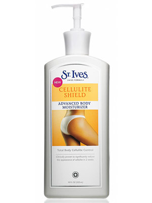 St. Ives Cellulite Shield Advanced Body Moisturizer