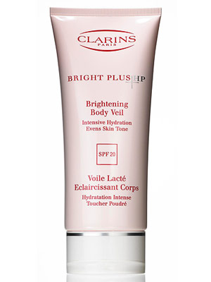 Clarins Bright Plus HP Brightening Body Veil SPF 20