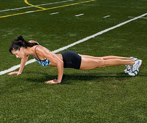 Power Push-up