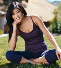 Olympic gold medalist Kristi Yamaguchi (photo by Ericka McConnell)