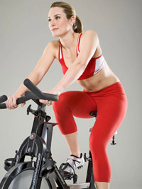 Are you a spin class newbie? (Photo by Chris Fanning)
