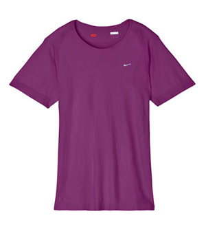 Nike Lightweight Semi-Fit Short Sleeve