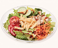 Au Bon Pain Thai Chicken Salad