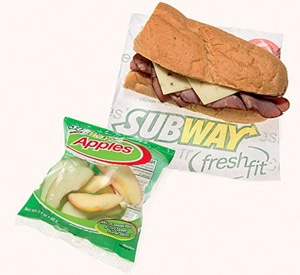 Subway Roast Beef Sandwich