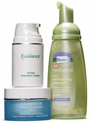 beauty products for dry skin