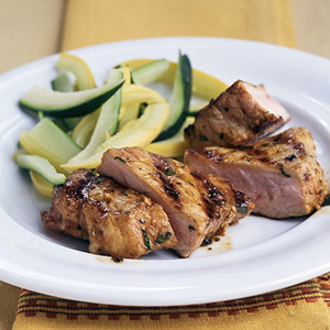 Adobo Pork Chops