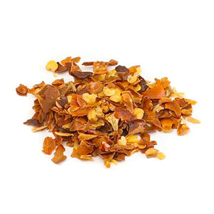 Dried red pepper flakes
