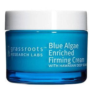 Grassroots Research Labs Blue Algae Enriched Firming Cream