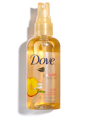 Dove Go Fresh Burst Body Mist