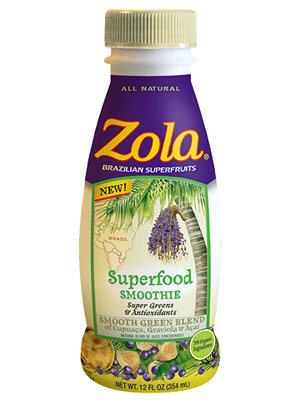 Zola Superfood Smoothie