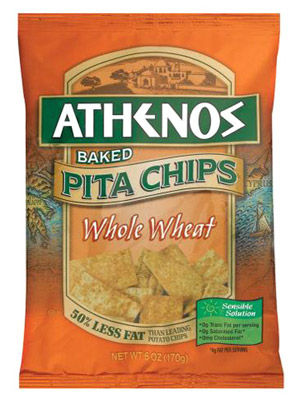 Athenos Baked Whole Wheat Pita Chips