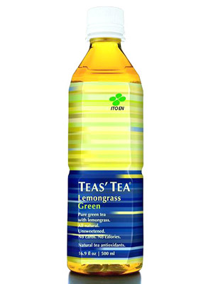 Ito En Lemongrass Green Iced Tea