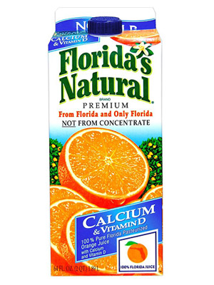 Florida?s Natural Calcium & Vitamin D Orange Juice