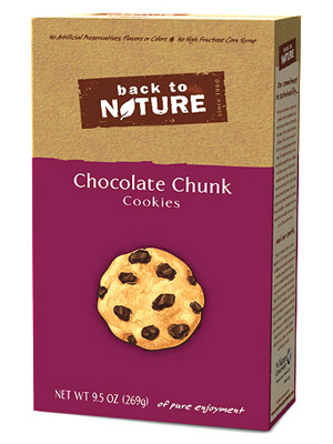 Back to Nature Chocolate Chunk Cookie