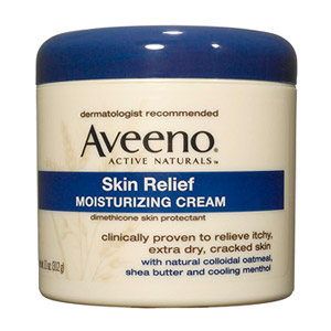 Aveenos Skin Relief Moisturizing Cream