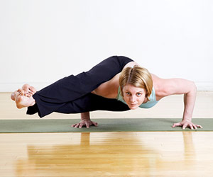 Astavakrasana - Eight Angle Pose