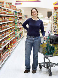 The Stuck-in-a-Rut Shopper
