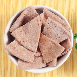 Whole-Wheat Pita