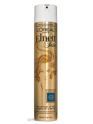 L'Oreal Paris Elnet Satin Hairspray