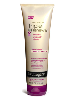 Neutrogena Triple Renewal Weightless Conditioner