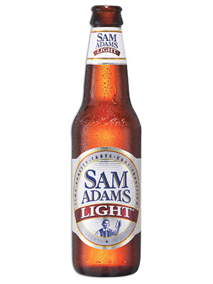 Sam Adams Light Beer