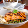 PF Chang's Asian Ginger Salmon