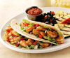 On the Border Pico Shrimp Tacos