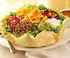 On the Border Grande Taco Salad