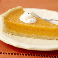 Sweet Potato Pie