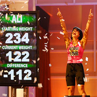 Ali Vincent on The Biggest Loser