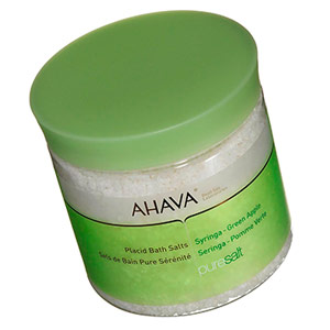 Ahava Syringa?Green Apple Placid Bath Salts