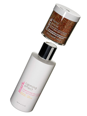 Mark Berry Grand Super Exfoliating Beads and Calming Effect Comforting Milk Cleanser